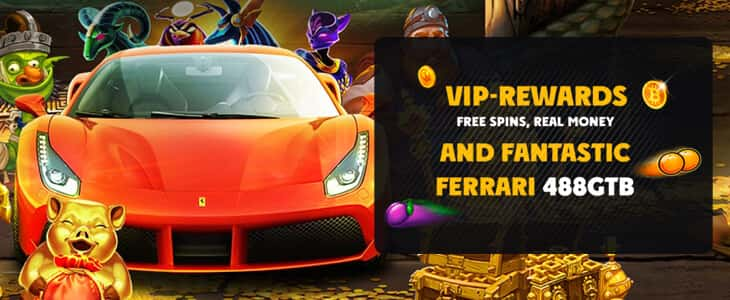 Casino VIP Rewards
